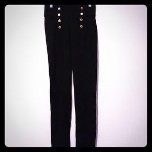 Zara basic thick leggings pants.